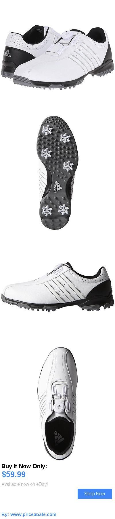 Men Shoes: Adidas Mens 360 Traxion Boa Golf Shoes, Brand New BUY IT NOW ONLY: $59.99 #priceabateMenShoes OR #priceabate