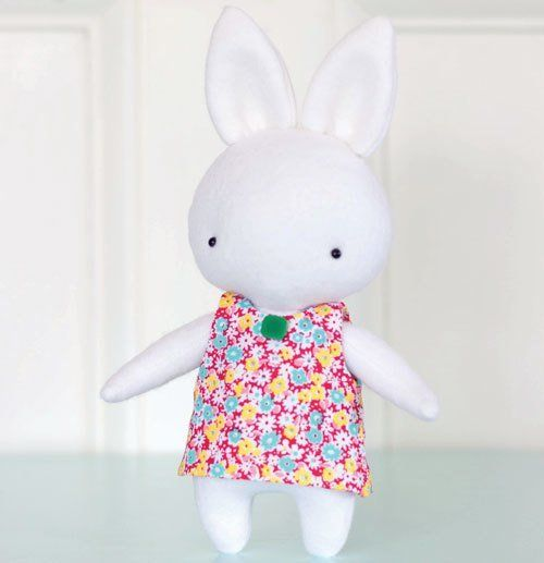 """Sukie"" designed by Simone Gooding for May Blossom."