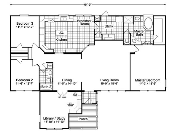39 best Virtual Tours of Palm Harbor Homes images – Palm Harbor Home Run Floor Plan