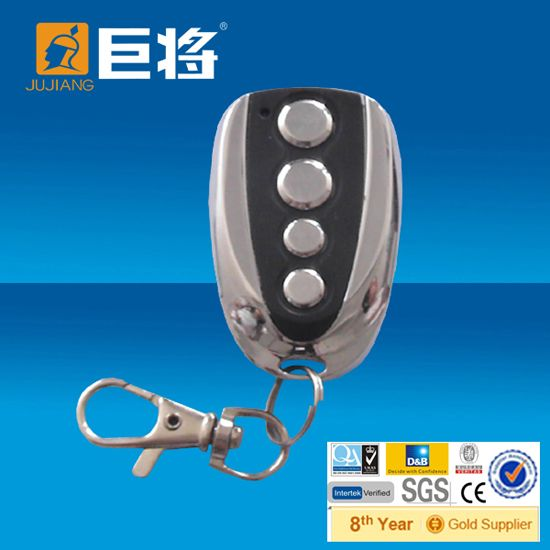 12 V universal wireless RF garage door remote control duplicator JJ-CRC-K