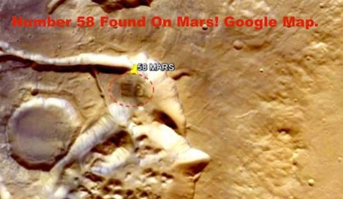 According to Ufologists and UFO hunters around the globe, intelligently designed numerical number are literally 'inscribed' into the surface of the moon and the red planet. Sandra Elena Andradereports to...