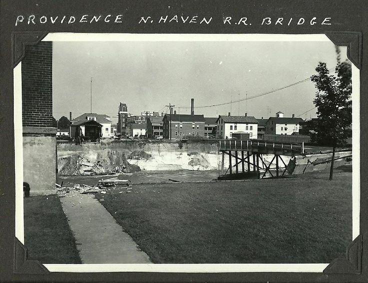 1955 Flood Flood, Connecticut, Putnam