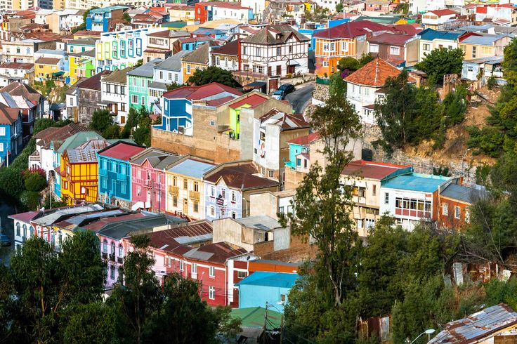 10 Most Colourful Destinations in the World