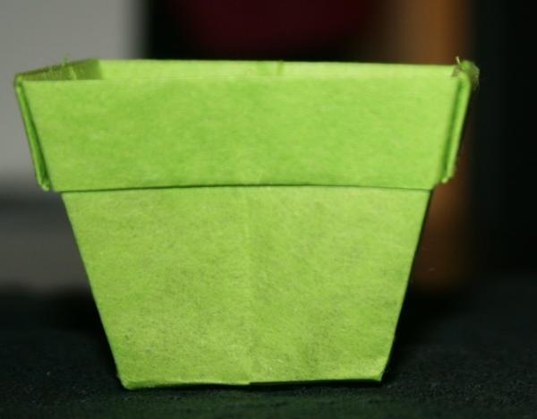 scatola origami senza coperchio163