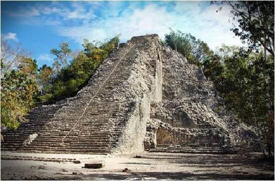 Coba - where my heart fell in love with Mexico.