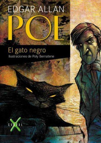 El gato negro, de Edgar Allan Poe(19 de Agosto, 1843) (Oscaris Guevara)