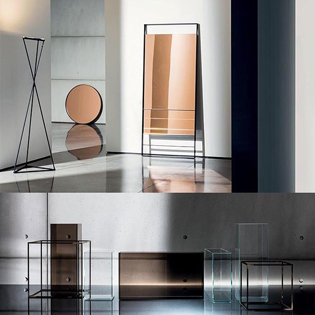 Luxurious contemporary new glass and mirrors in beautiful finishes including mocha and burnished brass frames. Glass mirrored, gold, smoked, blue and more....!