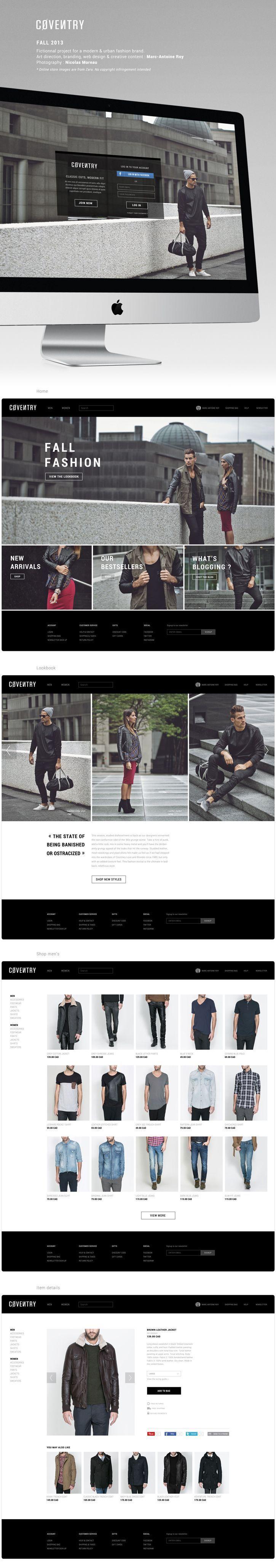 25 Inspiring Website Designs   From up North