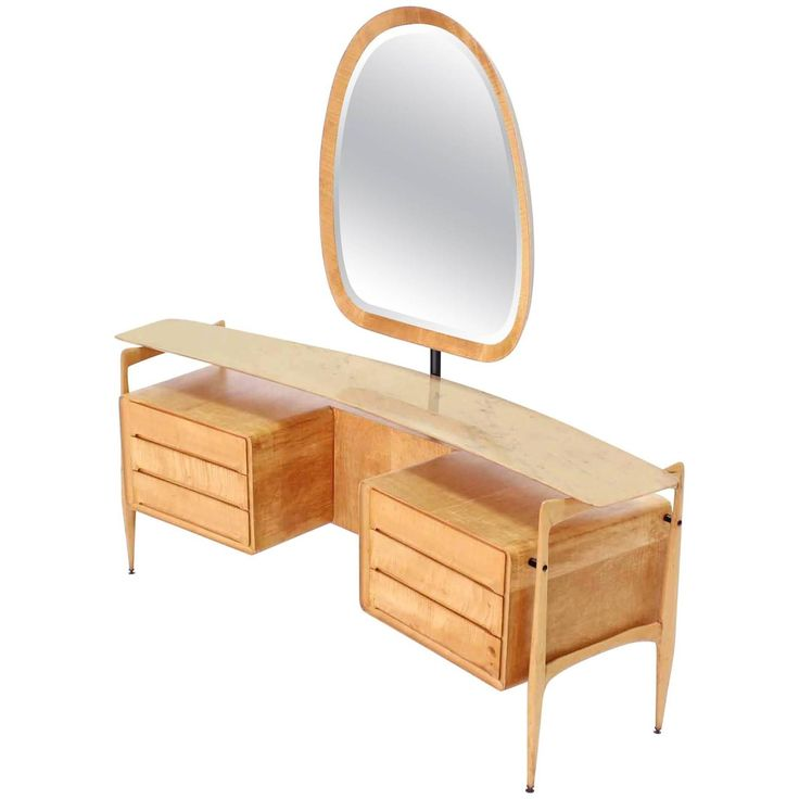 17 best images about vanities on pinterest dressing table design mirrored vanity table and teak - Modern bathroom dressing table ...