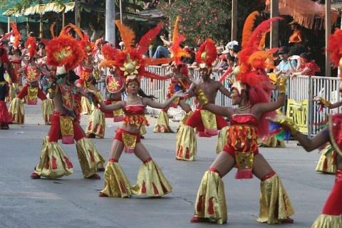 Inició oficialmente el Carnaval de Barranquilla 2013