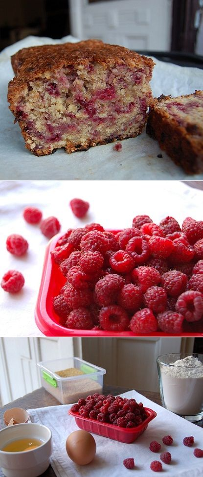 exPress-o: exPress-o Originals: Raspberry Bread