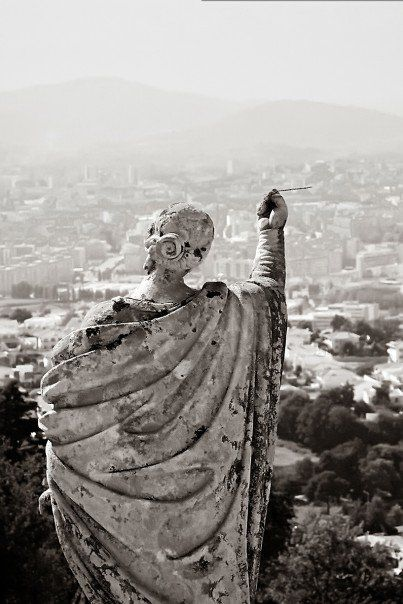 Bom Jesus, Braga, Portugal Photo by Jerome Gauthier