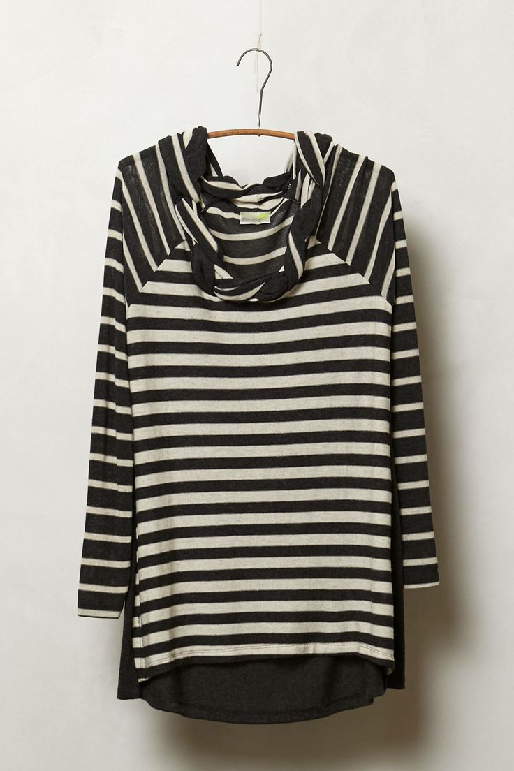 Twisted Stripes Tee - anthropologie.com
