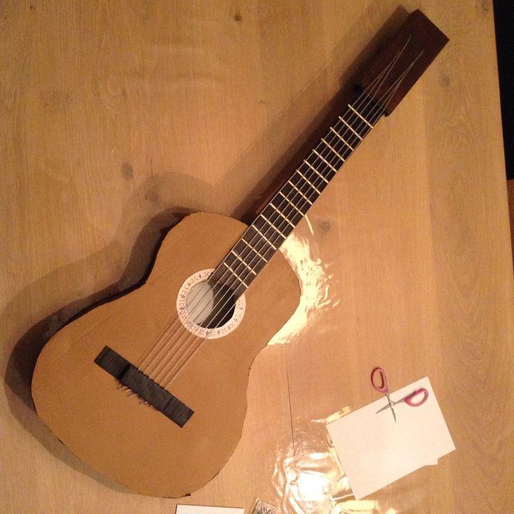 Surprise gitaar