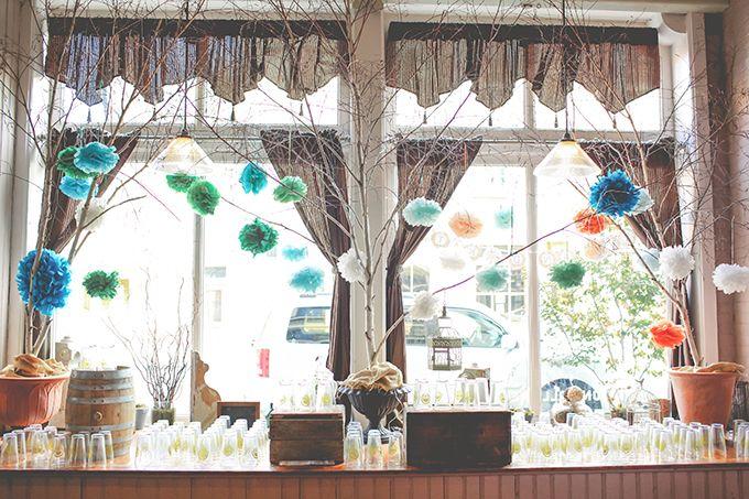 DIYの醸造所の結婚式|キーラLemonis写真|グラマー&グレイス