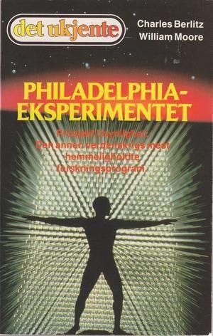 """""""Philadelphia-eksperimentet"""" av Charles Berlitz"""
