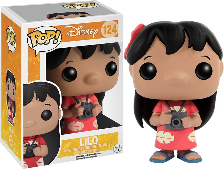 New Lilo and Stitch Funko POP! Vinyls  - Visit http://popvinyl.net/pop-vinyl-news/new-lilo-stitch-funko-pop-vinyls/ for more information - #funko #popvinyl #Funkopop
