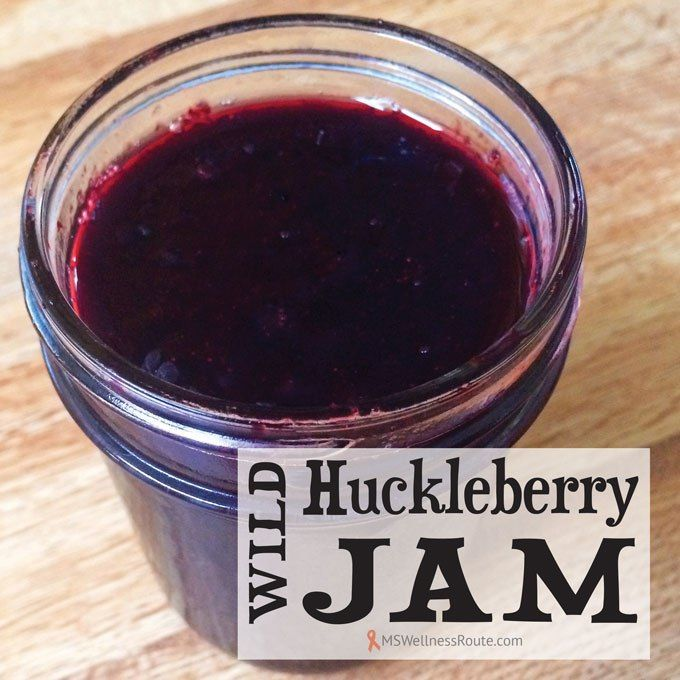 This Wild Huckleberry Jam is very easy to make, and it doesn't use processed sugar, pectin or high fructose corn syrup. It's huckleberry season, and it was an awesome year for us! Huckleberry picki…