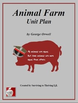 """the morale of george orwells animal farm George orwell's timeless and timely allegorical novel—a scathing satire on a downtrodden society's blind march towards totalitarianism """"all animals are equal, but some animals are more equal than others"""" a farm is taken over by its overworked, mistreated animals with flaming idealism."""