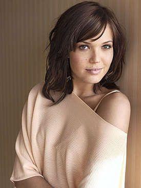 Mandy Moore as Katie James