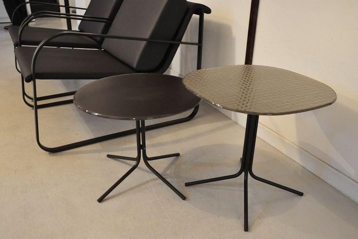Genius coffee table and Bugatti chair, pleasent elegance
