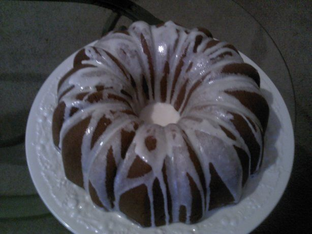 I have been making this cake for years and it is always a big success. It makes a large cake. Just remember that the key to making a good pound cake is to stir the flour before measuring and to sift before adding to cake mixture.