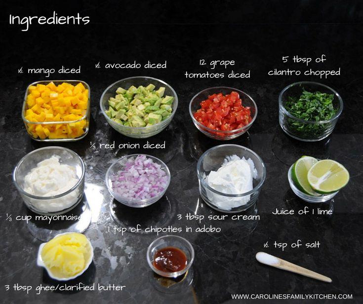 Grouper Tacos Ingredients 1 CFK