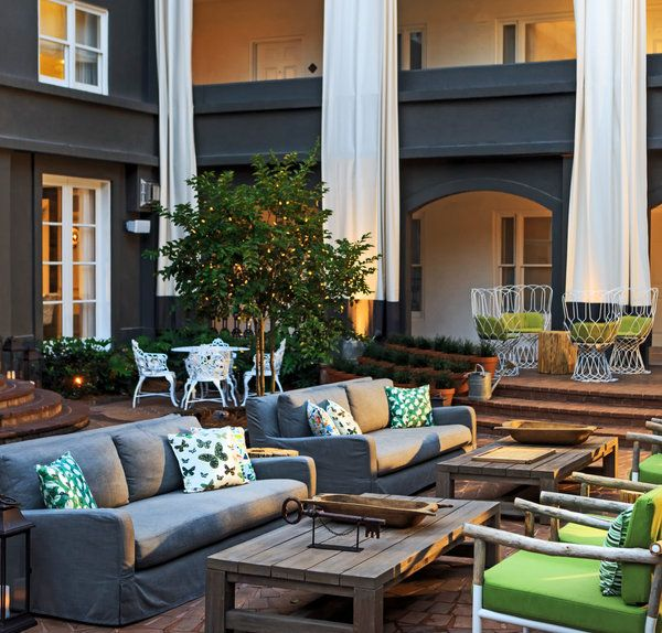 Hotel Review: The Brice in Savannah - The New York Times