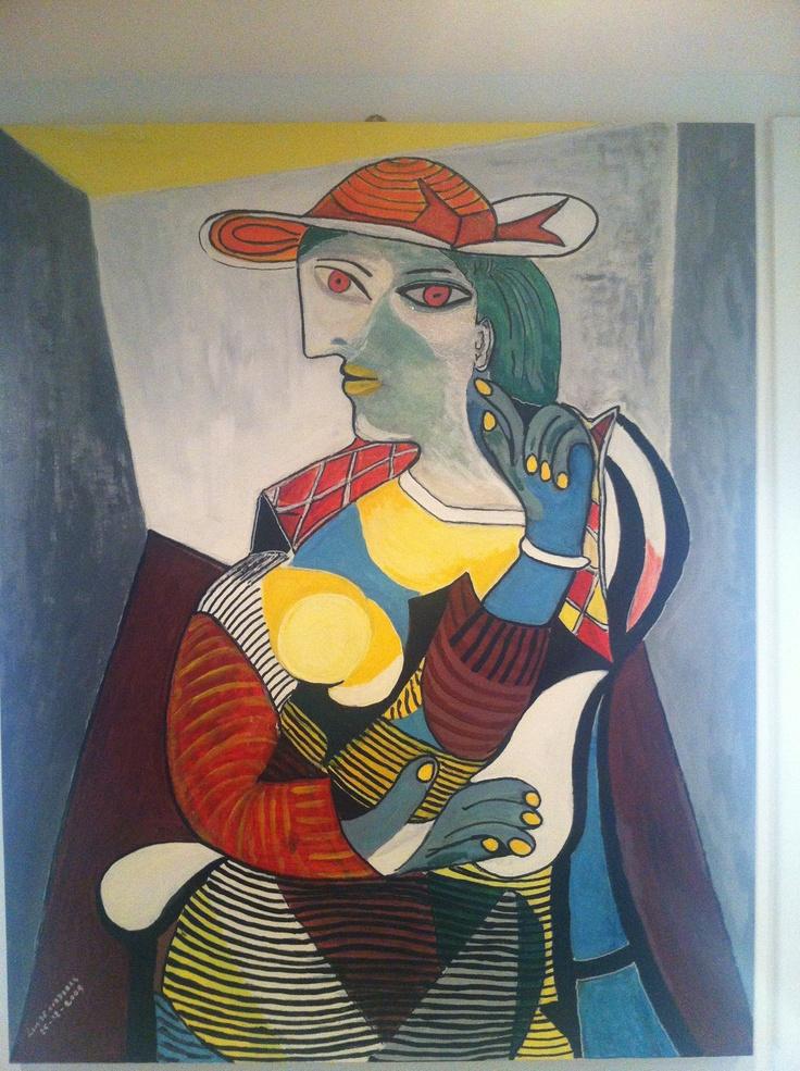 Fake Picasso by Luis de Cordoba