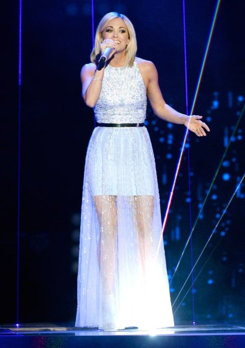 Monique Lhuillier - American Idol 2016