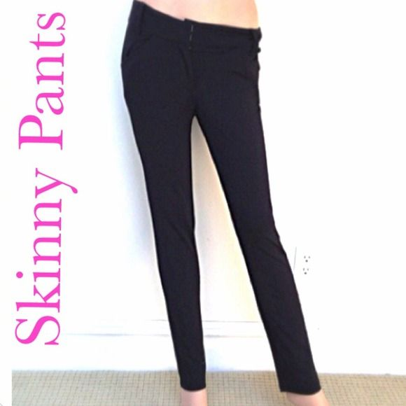 🔴TAKE EXTRA 50% OFF🔴NEW Black Skinny Pant Great quality black pants . Always useful Jeans