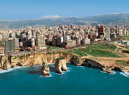 This is where I am from and I love my Country. Lebanon Beirut the Capital