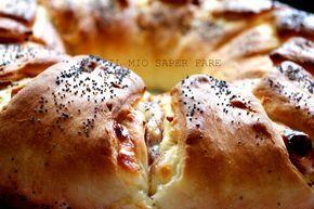 Pan brioche salato: adatto per antipasti e picnic. Un impasto favoloso, con pochi ingredienti, facile da lavorare, morbido e malleabile