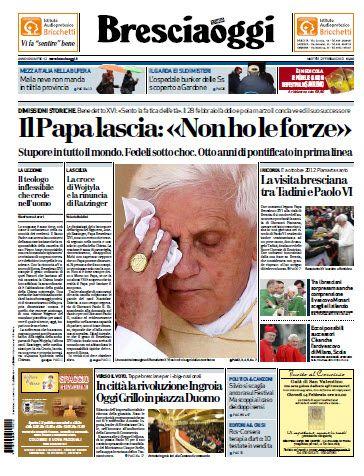 BresciaOggi (12.02.2013)