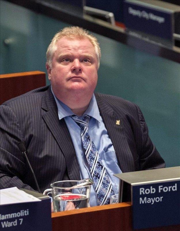 Alcalde de Toronto, en paradero desconocido tras admitir que es un alcohólico - USA Hispanic Press