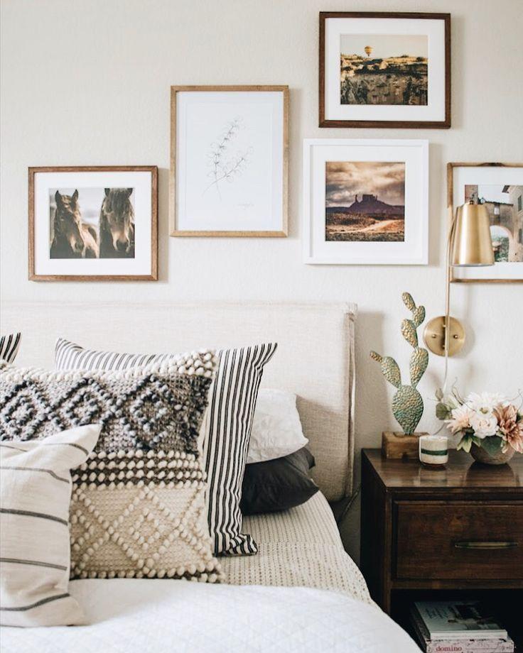 Pin Mood Board Hannah Neese Wall Decor Bedroom Bedroom Decor Inspiration Boho Living Room