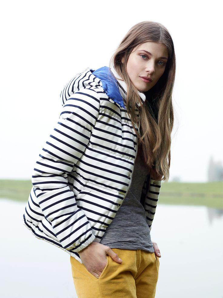 #womenswear #paddedjacket #PetitBateau http://www.petit-bateau.fr/?CMP=SOC_11732&SOU=&TYP=SOC&KW=pinterest
