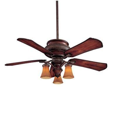 "Minka Aire Ceiling Fans - 52"" Craftsman 5 Blade Ceiling Fan"