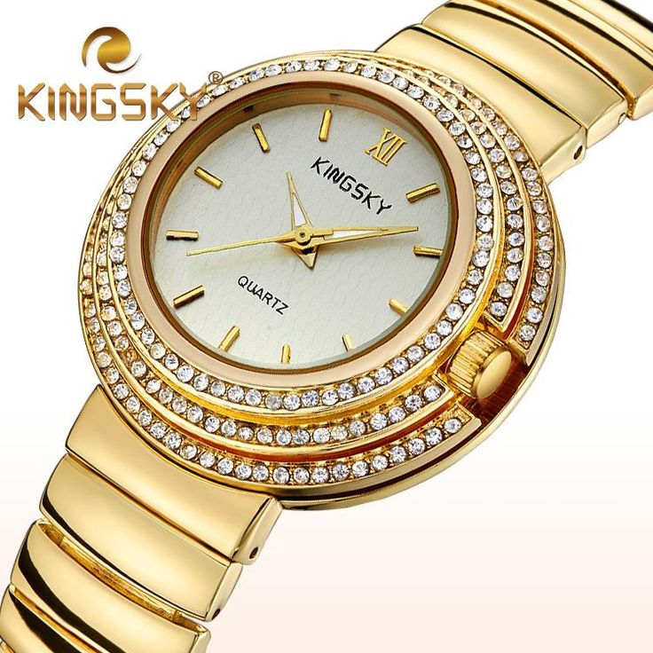 021056 Luxury women watch lady alloy Gold band Kingsky wrist clock 2014 fashion dress girl accessory. http://houseofcompliments.com/products/021056-luxury-women-watch-lady-alloy-gold-band-kingsky-wrist-clock-2014-fashion-dress-girl-accessory-chain/
