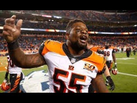 Vontaze Burfict baits Le'Veon Bell into a penalty on the first drive of ...