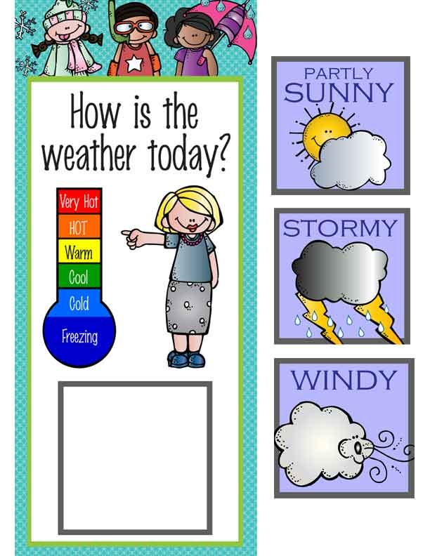 Classroom Decoration Charts For Kids ~ The best weather charts ideas on pinterest um