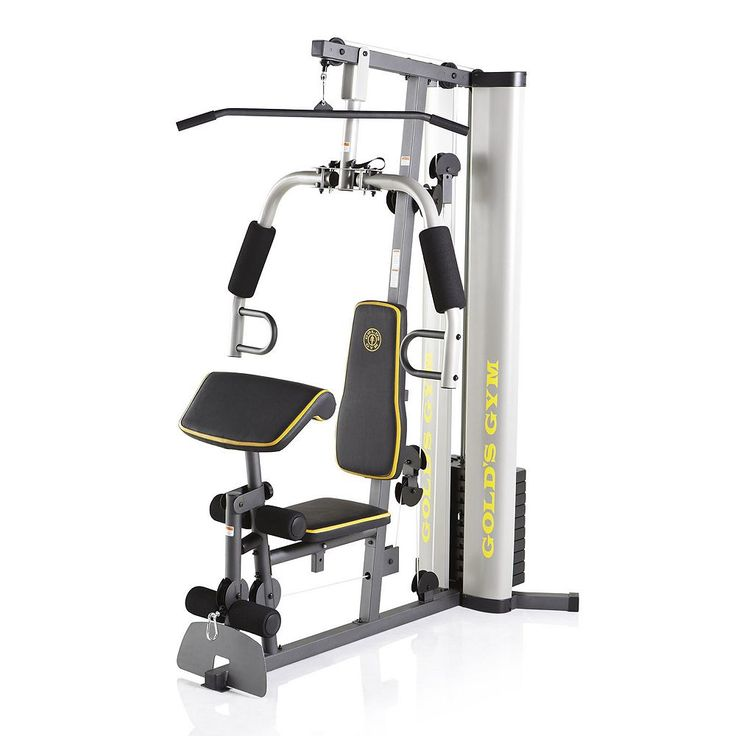 Gold's Gym XRS 55 Home Gym, Multicolor