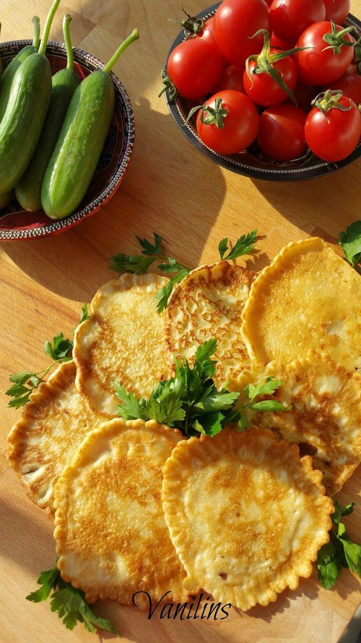 Lalanga  Lalanga Tarifi  Kahvaltı Tarifleri   Lalanga,krep benzeri hamuruyla,bazen şerbetle,baze...