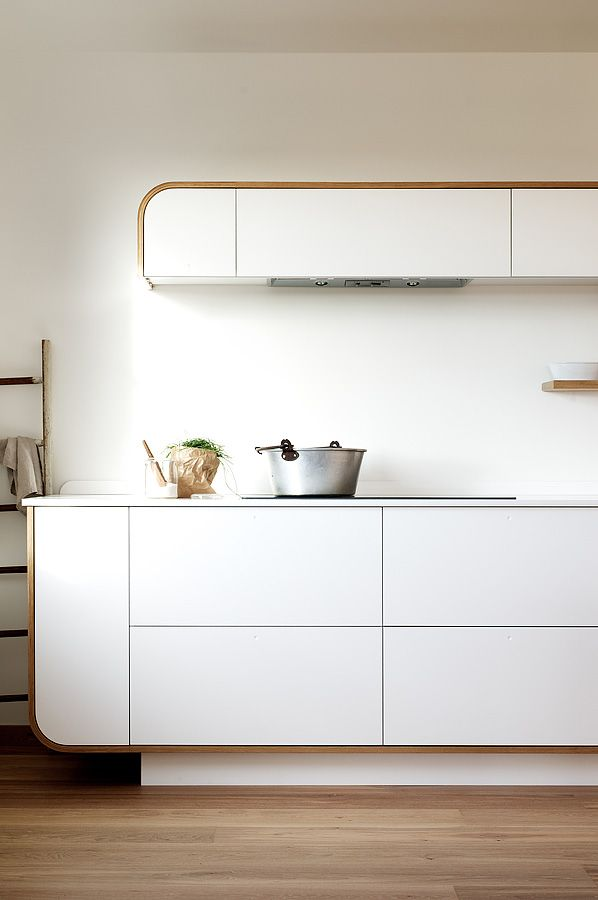 The new Air Kitchen by deVOL is a unique contemporary designer kitchen featuring the best of British craftsmanship.