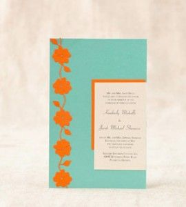 17 Best Images About Turquoise And Orange Wedding