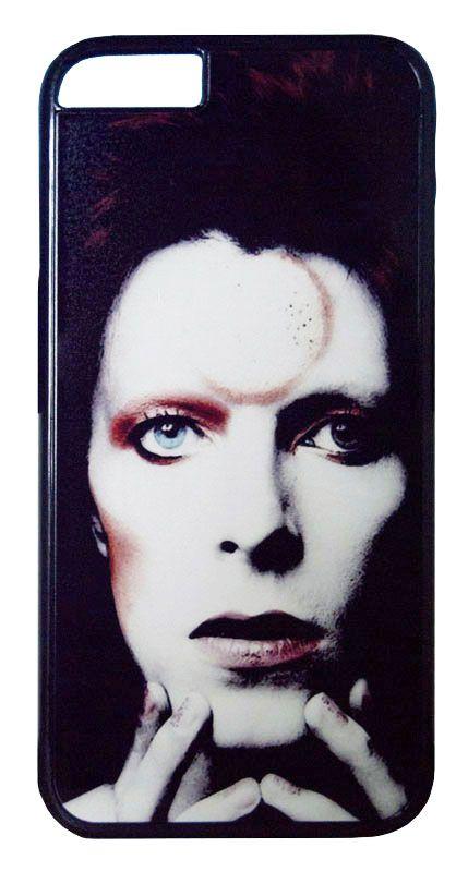 【David Bowie Ziggy Stardust】デヴィット・ボウイ ジギー・スターダスト iPhone6/6s ハードカバー