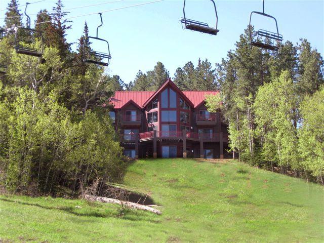 Peak 1 vacation cabin terry peak black hills south for Cabine black hills south dakota