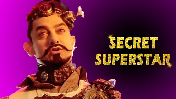 Secret Superstar - 4 August, 2017 - Aamir Khan - Zaira Wasim, Latest Hin...