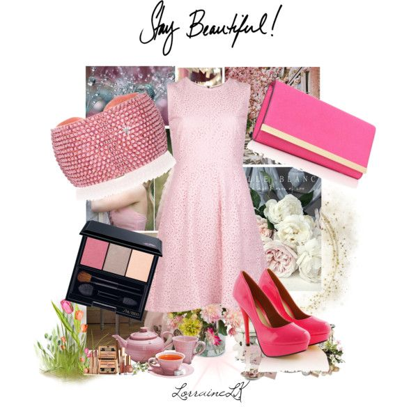 stay beautiful! by salsabilathamrin on Polyvore