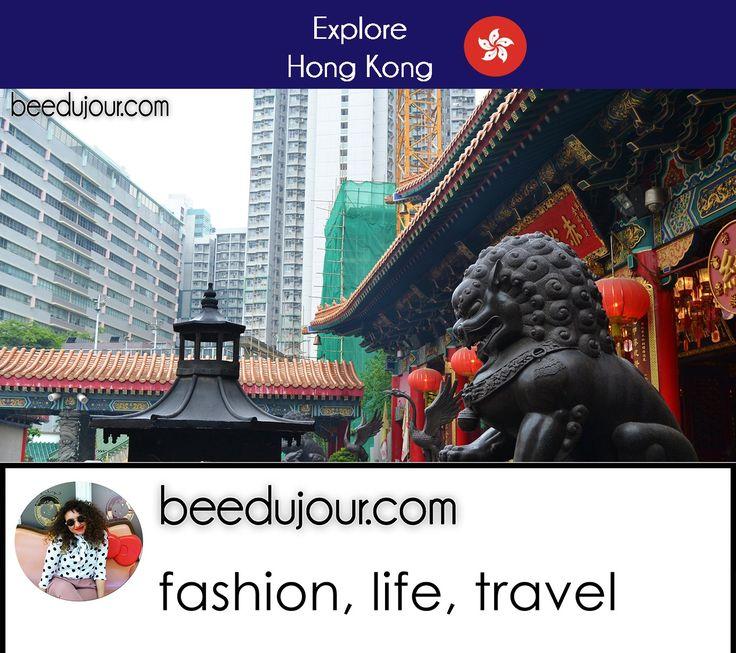 Wong Tai Sin Temple · Bee Du Jour